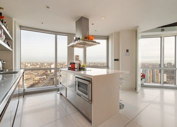 Thumbnail 2 bedroom flat for sale in Ontario Tower, Fairmont Avenue, Canary Wharf