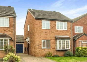 Thumbnail 3 bed detached house for sale in Valletta Way, Wellesbourne, Warwick