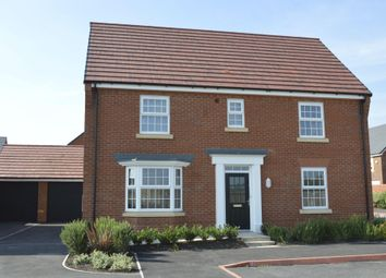 "Thumbnail 4 bed detached house for sale in ""Layton"" at Tranby Park, Jenny Brough Lane, Hessle"