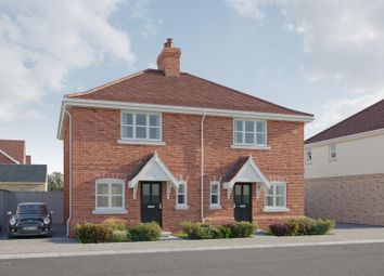 Thumbnail 2 bed semi-detached house for sale in The Primrose, Plot 13, Latchingdon Park, Latchingdon