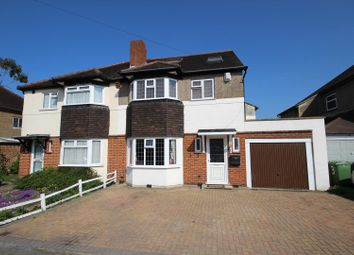 Thumbnail 4 bed property for sale in Gosfield Road, Epsom