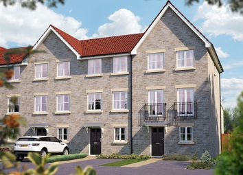 "Thumbnail 4 bed terraced house for sale in ""The Meriden"" at Cleveland Drive, Brockworth, Gloucester"