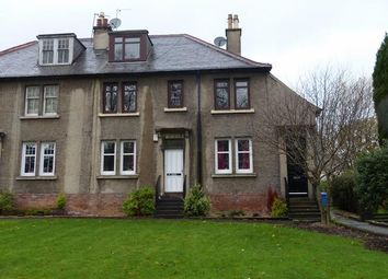 Thumbnail 3 bed flat to rent in Burnside Road, Uphall, Broxburn