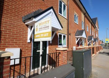 Thumbnail 3 bed town house to rent in Peabody Road, North Camp, Farnborough