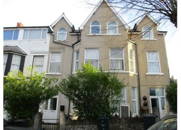 Thumbnail 2 bed flat for sale in Rhiw Bank Avenue, Colwyn Bay