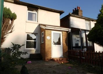 Thumbnail 2 bed end terrace house to rent in Loose Road, Maidstone