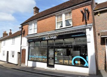 Thumbnail Restaurant/cafe for sale in Petersfield, Hampshire