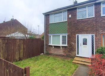 Thumbnail 3 bed end terrace house for sale in Newtondale, Sutton-On-Hull, Hull