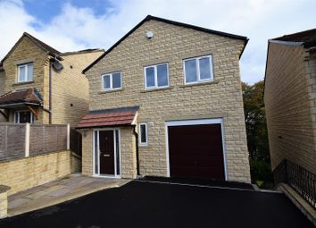 Thumbnail 4 bed property for sale in Plantation Fold, Keighley