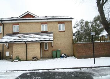Thumbnail End terrace house to rent in Grantham Road, Manor Park, London