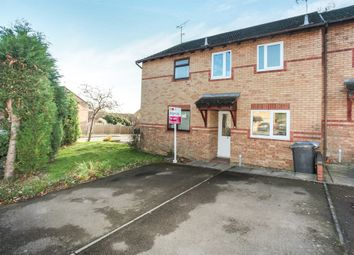 Thumbnail 2 bed end terrace house for sale in Mosedale, Rugby