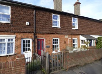 Thumbnail 2 bed terraced house for sale in Leatherhead Road, Bookham, Leatherhead