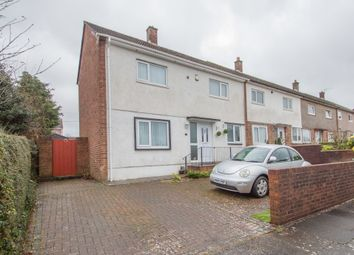 Thumbnail 2 bed end terrace house for sale in Alderney Road, Plymouth