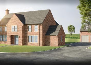5 bed detached house for sale in Gainsborough Road, Middle Rasen, Market Rasen LN8