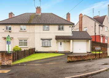 Thumbnail 3 bed semi-detached house for sale in Beech Road, Dudley