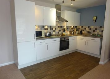 Thumbnail 2 bed flat for sale in Escrick House, Fulford Place, York