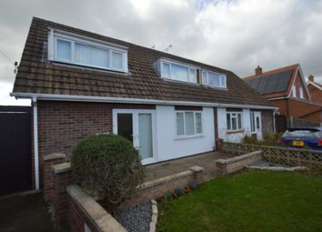 Thumbnail 3 bed property for sale in Grove Avenue, New Costessey, Norwich