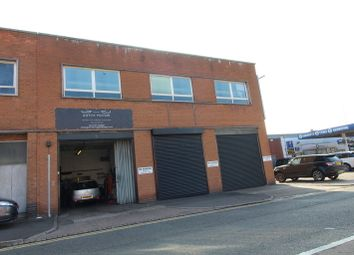 Industrial for sale in Summer Lane, Hockley, Birmingham B19