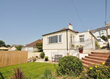 Thumbnail 3 bed detached bungalow for sale in Valley Road, Saltash