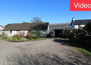 Thumbnail 3 bed semi-detached bungalow for sale in 5 Manse Crescent, Inveraray