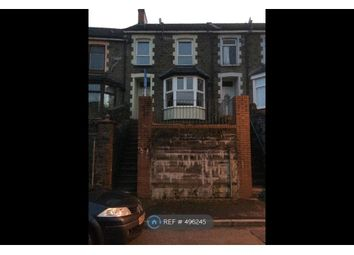 Thumbnail 3 bed terraced house to rent in Park Street, Mountain Ash