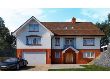Thumbnail 5 bed detached house for sale in Broadwas, Worcester