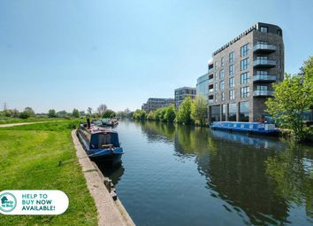 Thumbnail 1 bed flat for sale in Hunts Wharf, Leaside Road, Upper Clapton, London