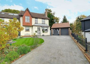 Thumbnail 4 bedroom detached house for sale in Postern Green, Enfield