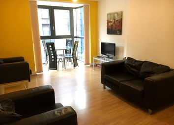 Thumbnail 1 bed flat to rent in St. John's Walk, Birmingham