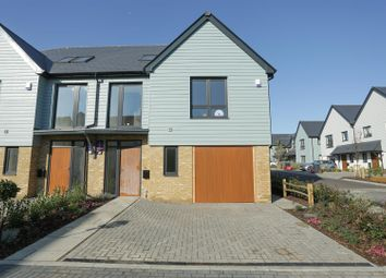 Thumbnail 4 bed semi-detached bungalow for sale in Cliffside Drive, Broadstairs