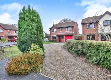 Thumbnail 4 bedroom detached house for sale in Maybank, North Walsham