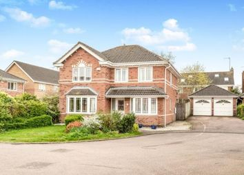 Thumbnail 4 bedroom detached house for sale in John Clare Close, Brackley, Northamptonshire