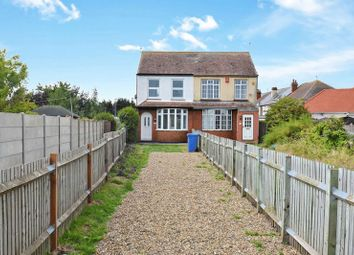 Thumbnail 2 bed semi-detached house for sale in St. Georges Avenue, Sheerness