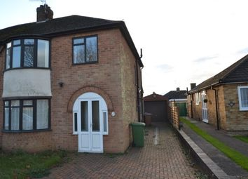 Thumbnail 3 bed property to rent in Burton Road, Finedon, Wellingborough