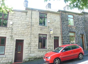 Thumbnail 2 bed terraced house to rent in Rostron Road, Ramsbottom, Bury