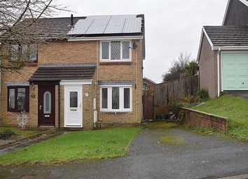 Thumbnail 2 bedroom semi-detached house for sale in Byron Road, Priory Park, Haverfordwest