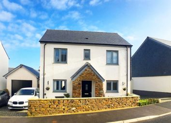 Thumbnail 3 bed detached house for sale in Middle Green, South Brent