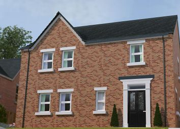 Thumbnail 5 bed detached house for sale in Lime Tree Park, Chesterfield