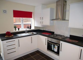 Thumbnail 3 bed mews house to rent in Hightown, Crewe, Cheshire