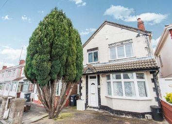 Thumbnail 3 bed detached house for sale in Grosvenor Street, Heath Town, Wolverhampton, West Midlands