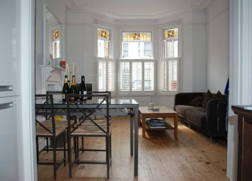 Thumbnail 2 bed flat to rent in Norroy Road, London