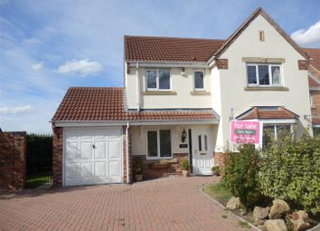 Thumbnail 4 bed detached house for sale in Brinsmead Court, Rothwell, Leeds