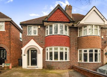 Thumbnail 3 bed semi-detached house for sale in Berkswell Road, Erdington, Birmingham
