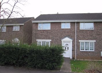 Thumbnail 3 bed end terrace house to rent in Brockworth, Yate, Bristol