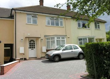 Thumbnail 2 bed flat to rent in Shelley Close, Stafford