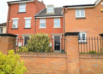 Thumbnail 3 bed terraced house to rent in Roman Road, Corby