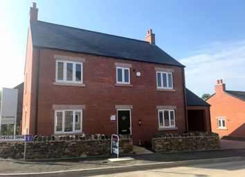 Thumbnail 4 bed detached house for sale in Frecheville Road, Fritchley, Belper