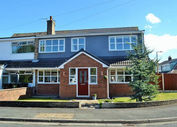 Thumbnail 5 bed semi-detached house for sale in Lathom Drive, Maghull, Liverpool