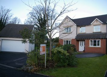 Thumbnail 4 bed detached house for sale in Alexandra Drive, Carlisle