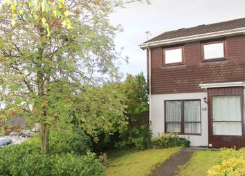 Thumbnail 2 bed semi-detached house to rent in Cundell Way, Kings Worthy, Winchester